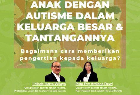 anak dengan autisme